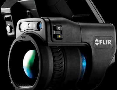 Termokamera FLIR T1K (FLIR T1020) s HD rozlišením pro stavebnictví a průmysl - 1