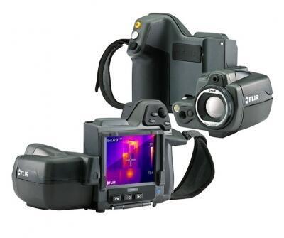Termokamera FLIR T420bx pro stavebnictví - 1