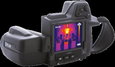 Termokamera FLIR T440 pro průmysl - 1