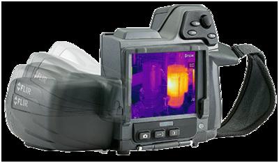 Termokamera FLIR T600 pro stavebnictví a průmysl - 1