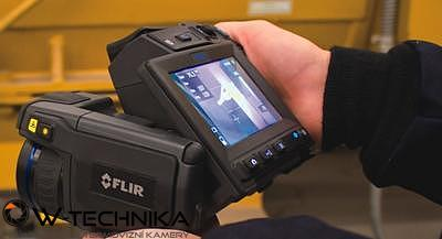 Termokamera FLIR T620bx pro stavebnictví - 1