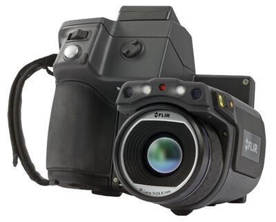 Termokamera FLIR T640 pro prediktivní údržbu a stavebnictví - 1