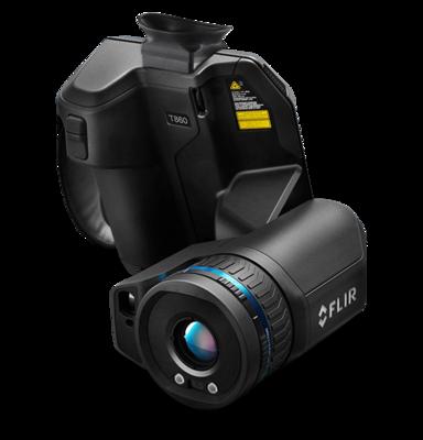 Termokamera FLIR T860 pro stavebnictví i průmysl - 1