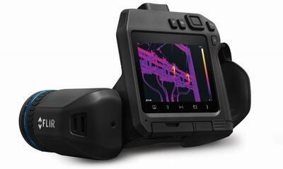 Termokamera FLIR T840 pro průmysl a stavebnictví - 1
