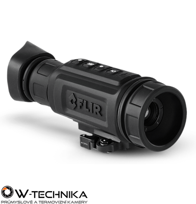 Termovize FLIR ThermoSight RS32 puškohled