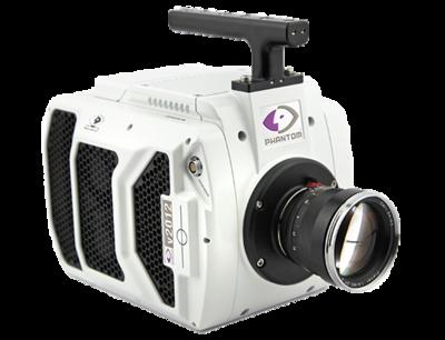Vysokorychlostní kamera Phantom v1612 - 1