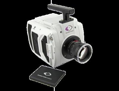 Vysokorychlostní kamera Phantom v2012 - 1