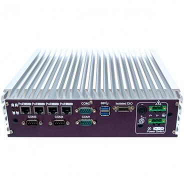 Vecow průmyslové PC ECS-7800-PoE - 1