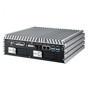 Vecow průmyslové PC IVH-9008/16-PoER - 1