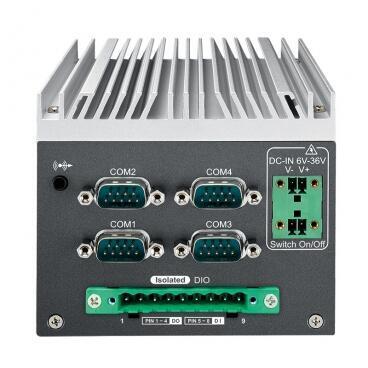 Vecow průmyslové PC SPC-2900/2900-LGN - 1