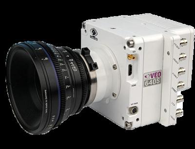 Vysokorychlostní kamera Phantom VEO 640 - 1