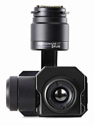 Termokamera pro drony DJI ZENMUSE XT - 1