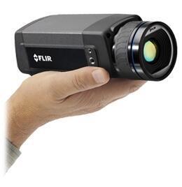 Termokamera FLIR A615 pro průmysl, vědu i výzkum - 2