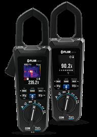 Klešťový multimetr FLIR CM74 s VFD mode - 2
