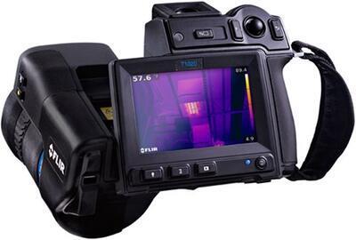 Termokamera FLIR T1K (FLIR T1020) s HD rozlišením pro stavebnictví a průmysl - 2
