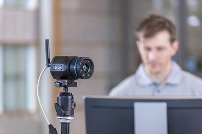 Termokamera FLIR A500-EST pro screening horečnatých stavů - 2