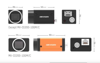 Kamera Hikvision GigE Area Scan MV-CE120-10GC - 2