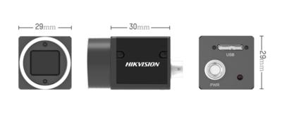 Kamera Hikvision USB3.0 Area Scan MV-CA013-21UM - 2