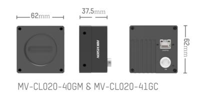Kamera Line Scan MV-CL020-40GM - 2