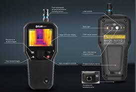Měřič vlhkosti s termokamerou Flir MR277 - 2
