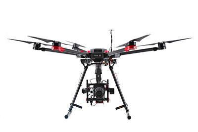 Dron DJI M600 - 2