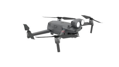 Kombo dron s termokamerou pro myslivce a senoseče - 2