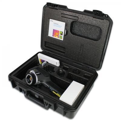 Termokamera FLIR E40bx pro stavebnictví - 2