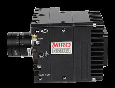 Vysokorychlostní kamera Phantom C210J - 2