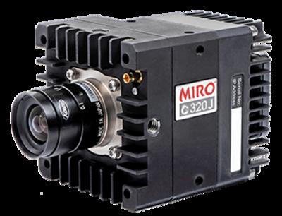 Vysokorychlostní kamera Phantom C320 - 2