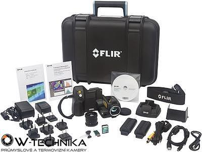 Termokamera FLIR T420 pro průmysl - 2