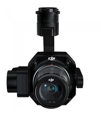 DJI Zenmuse P1 - UAV kamera pro profesionální fotogrametrii - 2
