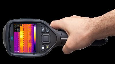 Termokamera FLIR E50 pro průmysl a stavebnictví - 2