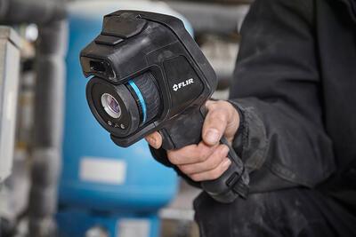 Termokamera FLIR E76 pro průmysl a stavebnictví - 2