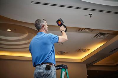 Termokamera FLIR E86 pro průmysl a stavebnictví - 2