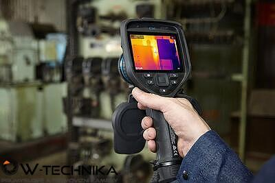 Termokamera FLIR E96 pro průmysl a stavebnictví - 2