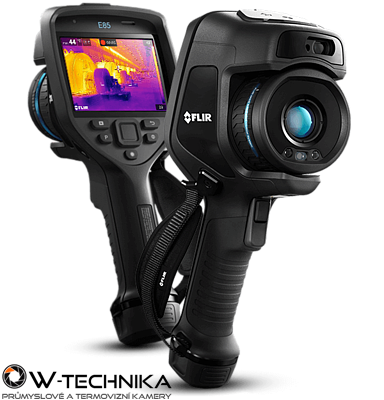 Termokamera FLIR E75 pro průmysl a stavebnictví - 2