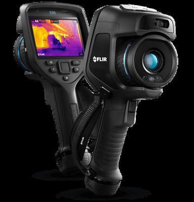 Sestava: Termokamera FLIR E53 a Software FLIR Screen-EST - 2