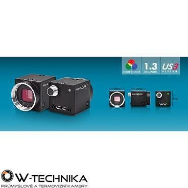 Průmyslová kamera Flir-PointGrey Flea3 1.3 MP Color / Mono USB3 Vision - 2