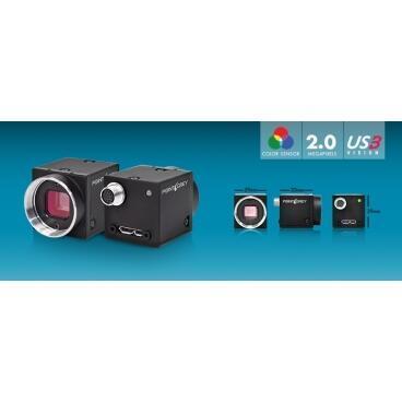 Průmyslová kamera Flir-PointGrey Flea3 2.0 MP Color / Mono USB3 Vision - 2