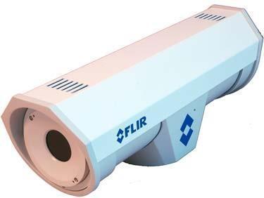 Termokamera FLIR F-Series vhodná pro bezpečnostní aplikace - 2