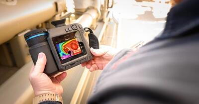 Termokamera FLIR GF77 pro detekci úniků plynů - 2
