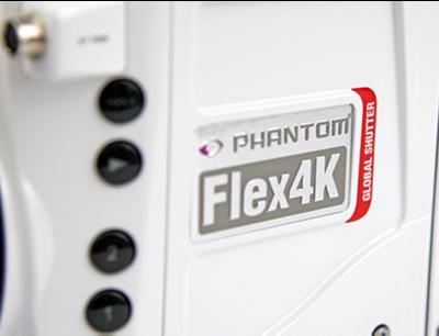 Vysokorychlostní kamera Phantom Flex4K GS - 2