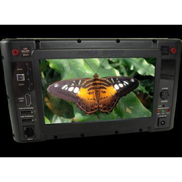 Vysokorychlostní kamera Mega Speed HHC-X7 PRO - 2