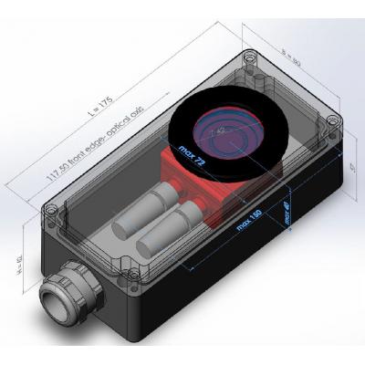 Ochranný kryt autoVimation Chameleon (IP66) - 2