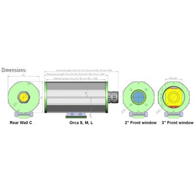 Ochranný kryt autoVimation Orca (IP67) - 2