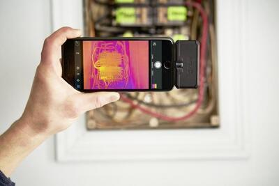 Termokamera FLIR ONE Pro - termokamera pro mobilní telefony se systémem Android - 2