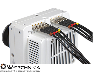 Vysokorychlostní kamera Phantom S990 - 2