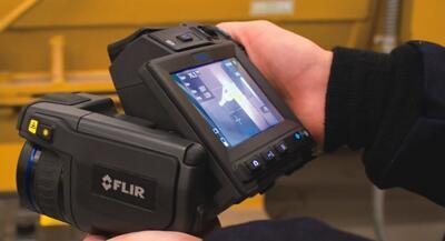 Termokamera FLIR T620 pro stavebnictví a průmysl - 2