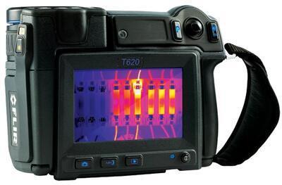 Termokamera FLIR T620bx pro stavebnictví - 2