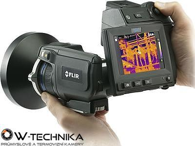 Termokamera FLIR T640 pro prediktivní údržbu a stavebnictví - 2
